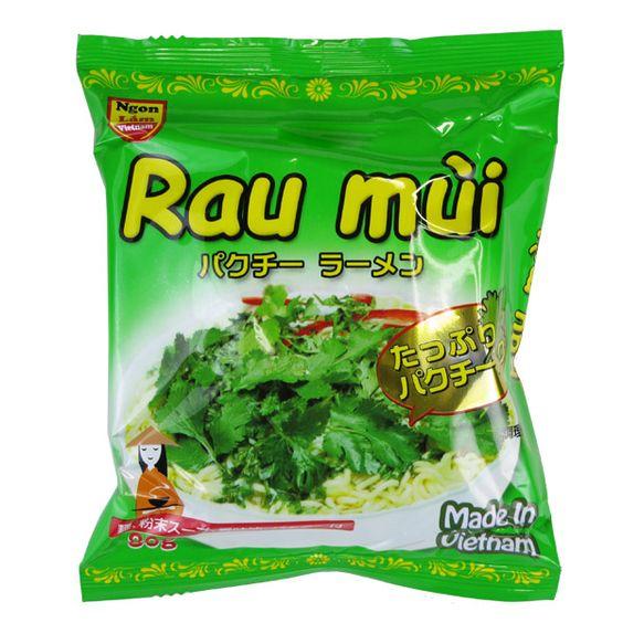 パクチー好きは食べるべし!「ゴンラムベトナム パクチーラーメン」