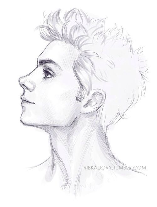 Http Weheartit Com Entry 268814318 Drawing Faces Drawing Drawing Drawing Ideas Boy Hair Art Pages Tag A Pencil Portrait Portrait Drawing Cool Drawings