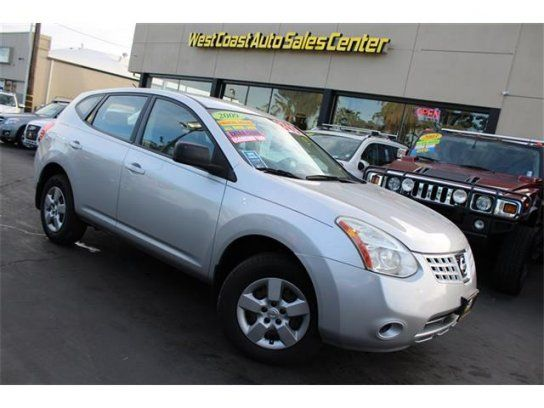 Sport Utility 2009 Nissan Rogue Awd With 4 Door In Sacramento Ca 95825 Nissan Nissan Rogue Awd