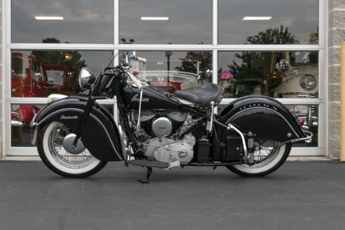 1947 Indian Chief Vintage Indian Motorcycles For Sale Scout And Chief V Twins Indian Single And M Indian Motorcycle Vintage Indian Motorcycles Indian Chief