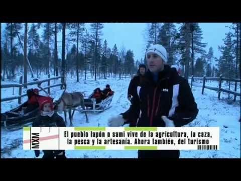▶ Madrileños por el Mundo - Laponia - YouTube