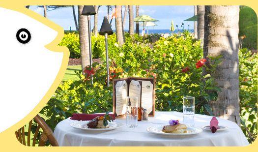 Hukilau Lanai restaurant, Kapaa, Kauai, Hawaii. Fresh fish, seafood and island cuisine nightly! Highly rated, east side of island