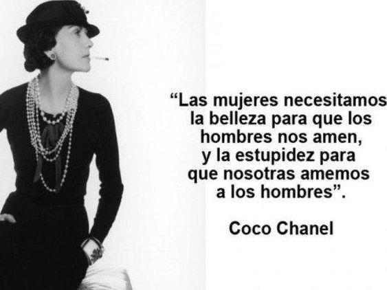Frases de Coco Chanel, la diseñadora símbolo de elegancia.