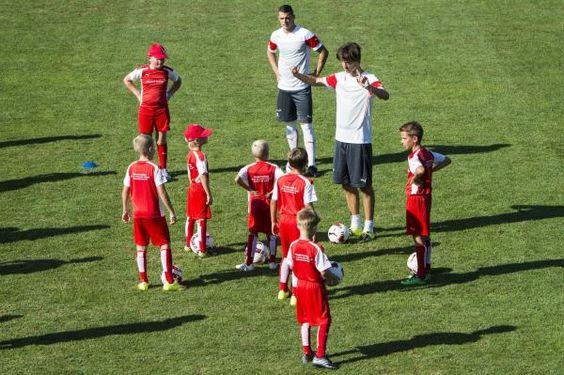 20 Minuten Online Bildstrecke - Die Nati vor den EM-Qualifikationspartien gegen Slowenien und England