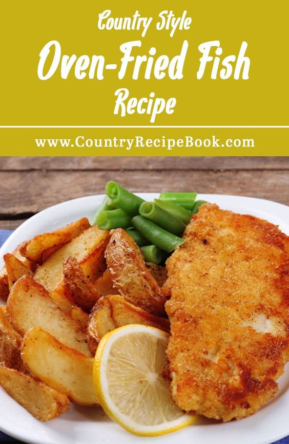 100 easy fish recipes on pinterest fish recipes white for Is fried fish healthy