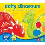 Dotty Dinosaur Game