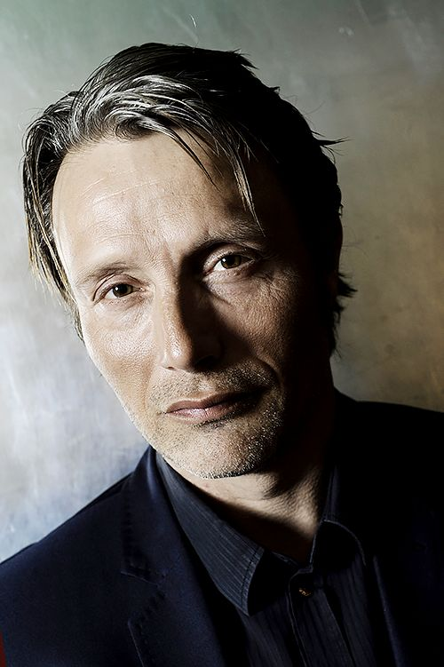 Mads Mikkelsen Defense Squad™, madsmikkelchin: Mads Mikkelsen portraits at the...