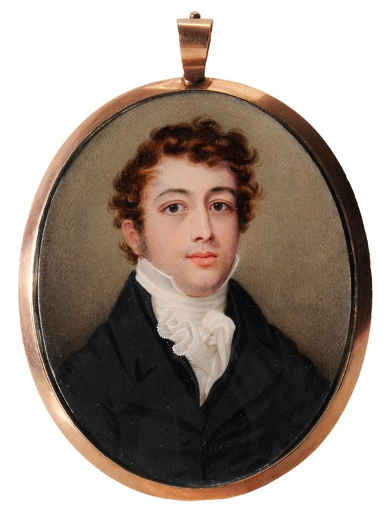 W. Alison (or Allison, British, active 1815-1819):