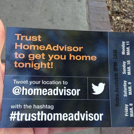 #trusthomeadvisor