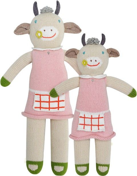 Knit Dolls, so cute. You can order just what you want here.