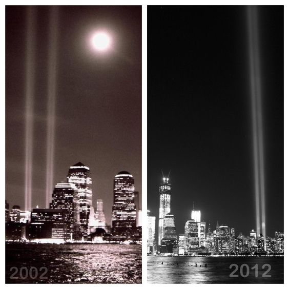 #tributeinlight #september11th