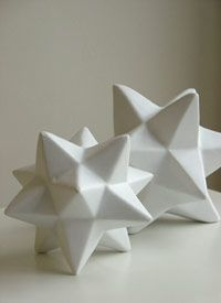 Origami Star from C.S. Post & Co.