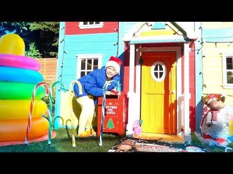 Max Missed Christmas And Children Did Not Share The Toys Rozhdestvo Deti Igrushki