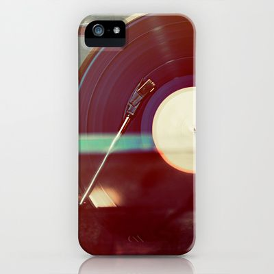 Spin it iPhone Case by Marianne LoMonaco - $35.00