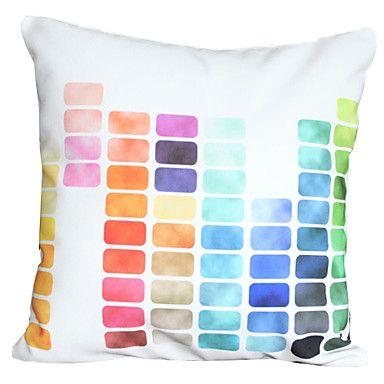 """18 """"Music Polyester Coussin décoratif carré coloré – EUR € 8.24"""