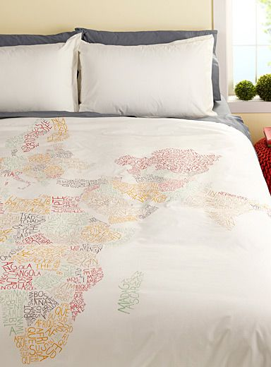 Best ideas about comforters simons shop comforters and for Housse couette simons