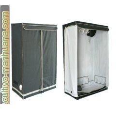 Armarios cultivo interior de marihuana armarios para el cultivo pinterest interiors and - Armario cultivo interior 120x120x200 ...