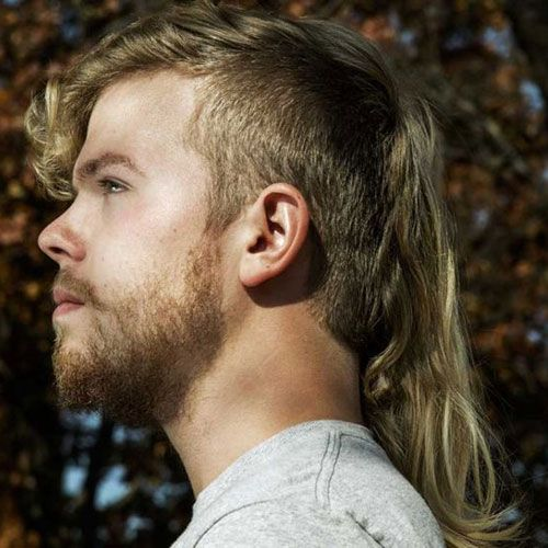 Admirable 30 Cool Mullet Hairstyles Modern Short Long Mullet Haircuts Natural Hairstyles Runnerswayorg