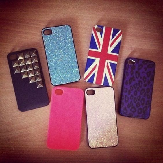 lindas capinhas para iphone