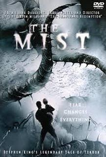 A freak storm unleashes a species of blood-thirsty creatures on a small town, where a small band of citizens hole-up in a supermarket and fight for their lives. Everyone thinks of it as a harmless lightning storm. When Dave Drayton notices a strange mist on the lake, he thinks nothing of it. When he, his son, Billy Drayton, and his neighbor Brent Norton travel to the supermarket, the unthinkable happens. On their way to the market, they see the army, firefighters,