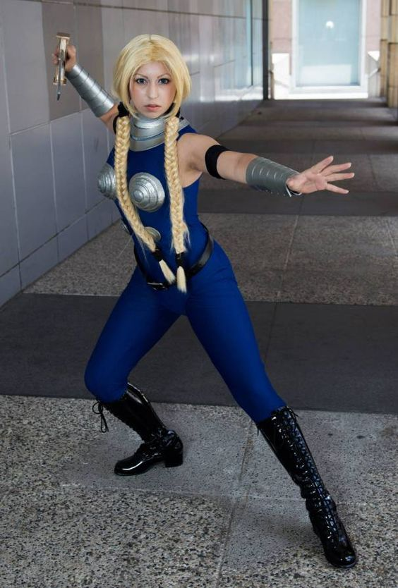 valkyrie marvel costume - photo #7