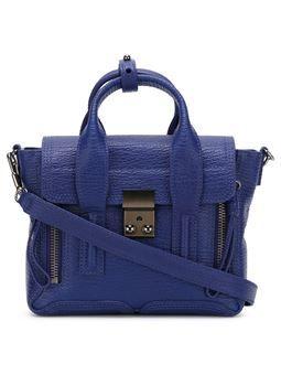 mini 'Pashli' satchel £545 #Farfetch #womensfashion #3.1-Phillip-Lim