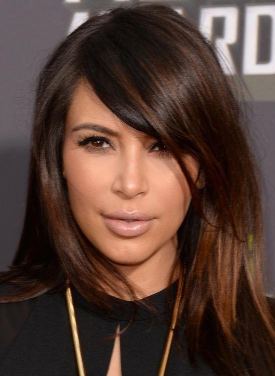 Do You Like Kim Kardashian S Shaggy New Layered Haircut Hair Styles Kim Kardashian Short Hair Hair Lengths