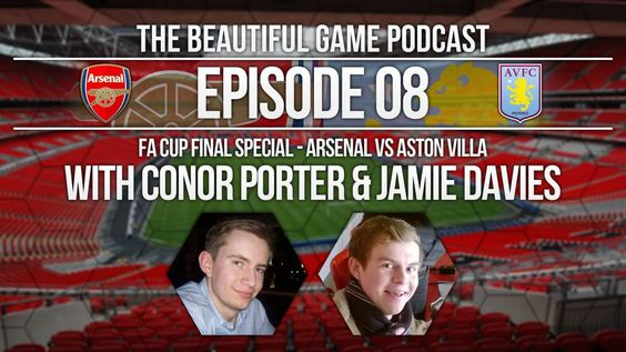 The Beautiful Game Podcast: Ep 8 - FIFA arrests, Aguero Ronaldo swap deal? FA Cup Special & More