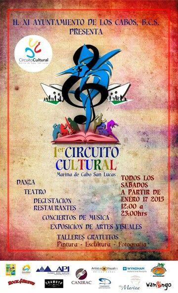 1er Circuito Cultural Marina Cabo San Lucas