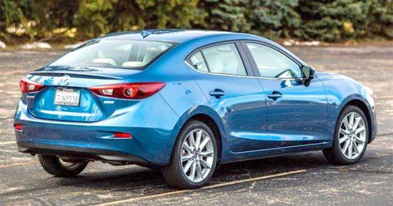 2019 Mazda 3 Sedan Review Price And Release Date Sedan Car Review Mazda 3 Sedan Mazda 3 Mazda
