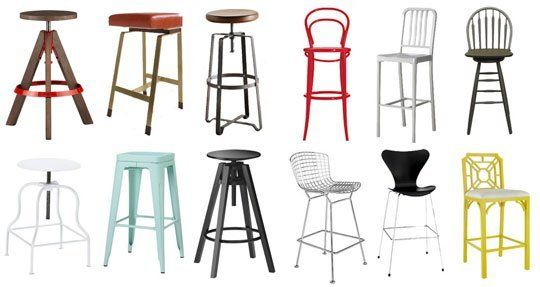 With the rise of open floor plans, bar stools have taken a more prominent position in the home. Dining tables seem to be going the way of the Dodo in favor of breakfast bars and dining counters. Here's our look at the best bar and counter stools – both with and without backs – on the market today.
