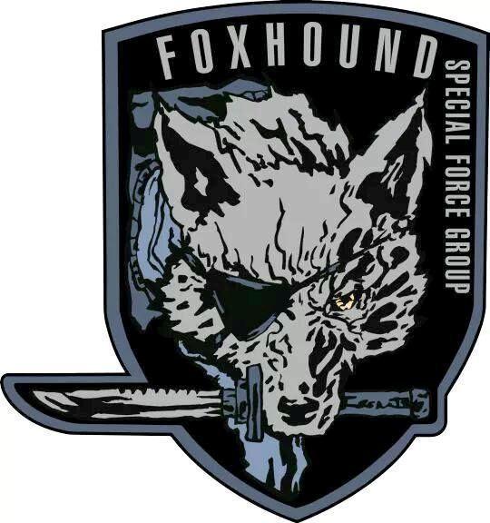 Foxhound Metal Gear Metal Gear Series Metal Gear Solid