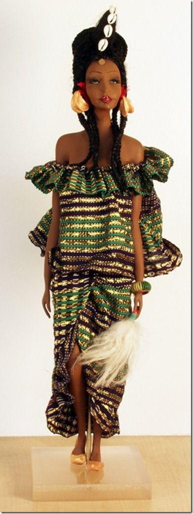 »Books: Black Dolls Road to Ethiopia - Camino a Etiopia: My journey to Ethiopian culture