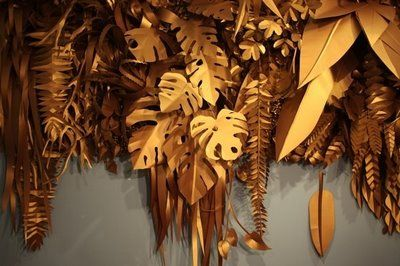 paper jungle by Johanna Burke