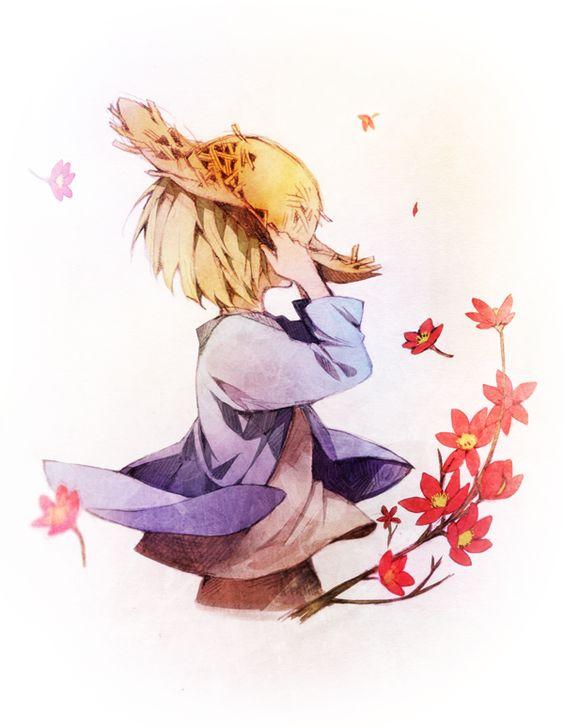 Armin- shingeki no kyoujin(l'attaque des titans)