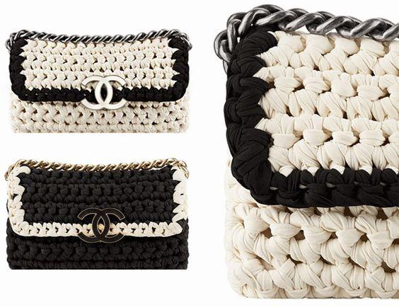 Sac A Main Chanel Blanc Et Noir : Chanel black white raffia bags i rafia raphia