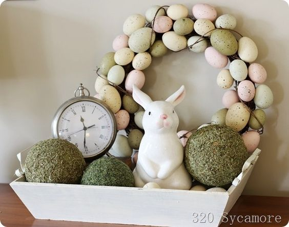 Easter decorations: