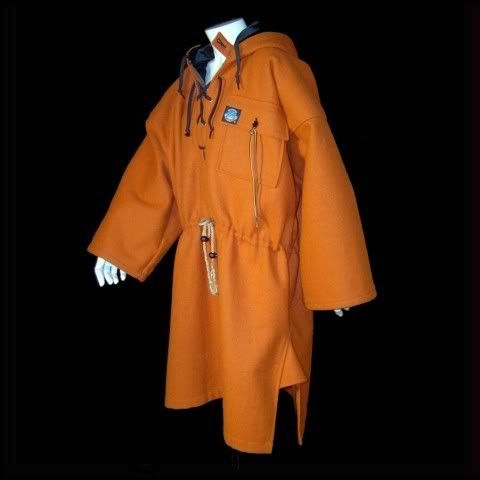 hunters orange classic 103 with rare draw-string waist