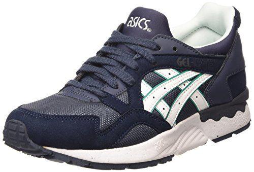 ASICS Gel-lyte V, Unisex-Erwachsene Sneakers, Blau (indian Ink/white 5001), 36.5 EU - http://on-line-kaufen.de/asics/36-5-eu-asics-gel-lyte-v-unisex-erwachsene-sneaker-2