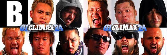 NJPW G1 CLIMAX 24 league Block B