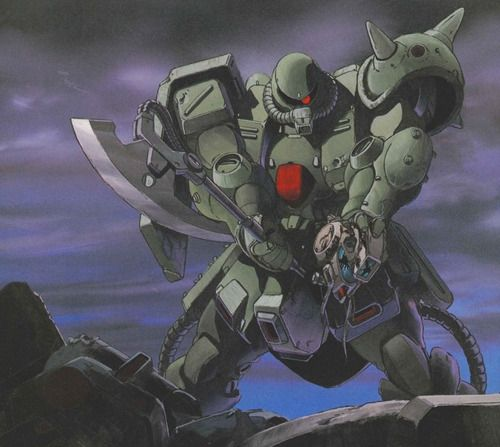 Ms 06fz Zaku Ii Kai Gundam Art Gundam Wallpapers Gundam Mobile Suit