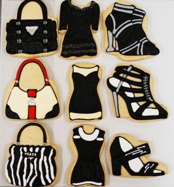 Cookies - High Fashion - Black