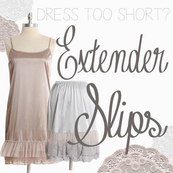 maxi dress extender pattern