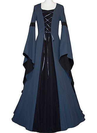 dornbluth.co.uk - Johanna dress in Indigo & Black - love this! It's 79 GBP (roughly $105 USD)