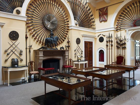 Castle Armory Room