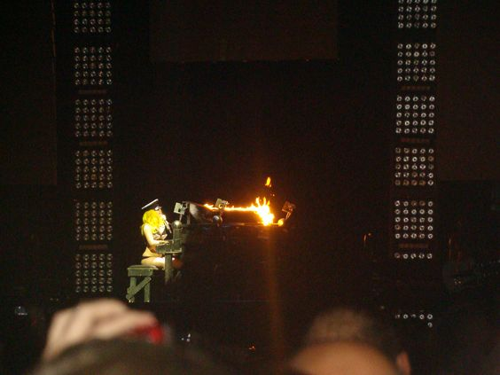 Lady Gaga - Monster Ball - Budapest