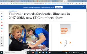 Dr Brownstein | More Fake Flu News from the CDC
