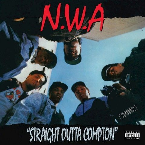 Nwa Aesthetic Wallpaper Nw Straight Outta Compton Album Straight Outta Compton Outta Compton