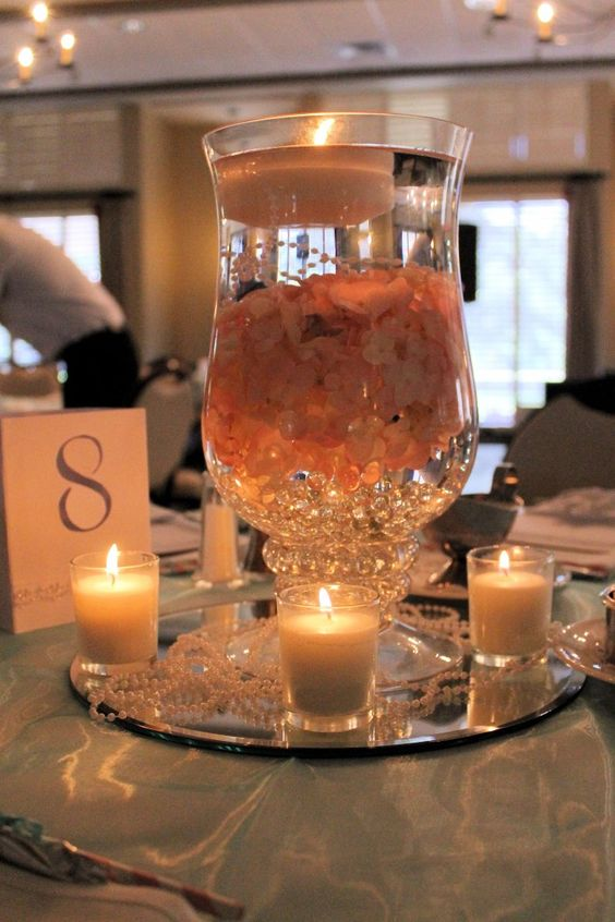 hurricanes ideas for centerpieces - Google Search