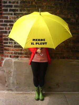 En cas de pluie intensive